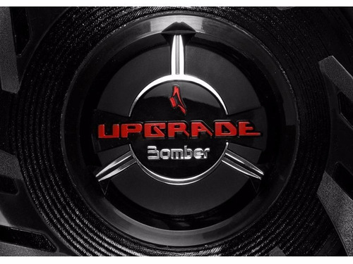 subwoofer 15 pol. bomber upgrade 350w rms 4 ohms p/ grave