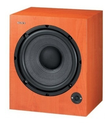 subwoofer activo sony sa-wm500