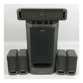 Subwoofer Activo Sony Sa-wms315 5 Satelites 5.1 Home Theater
