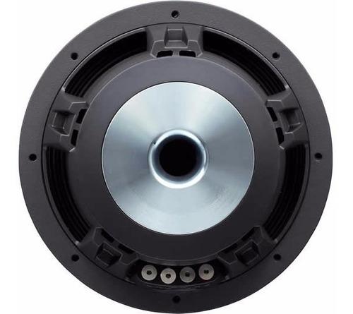 subwoofer alpine swr-10 d2 1000 rms 2+2 ohms - audio secrets