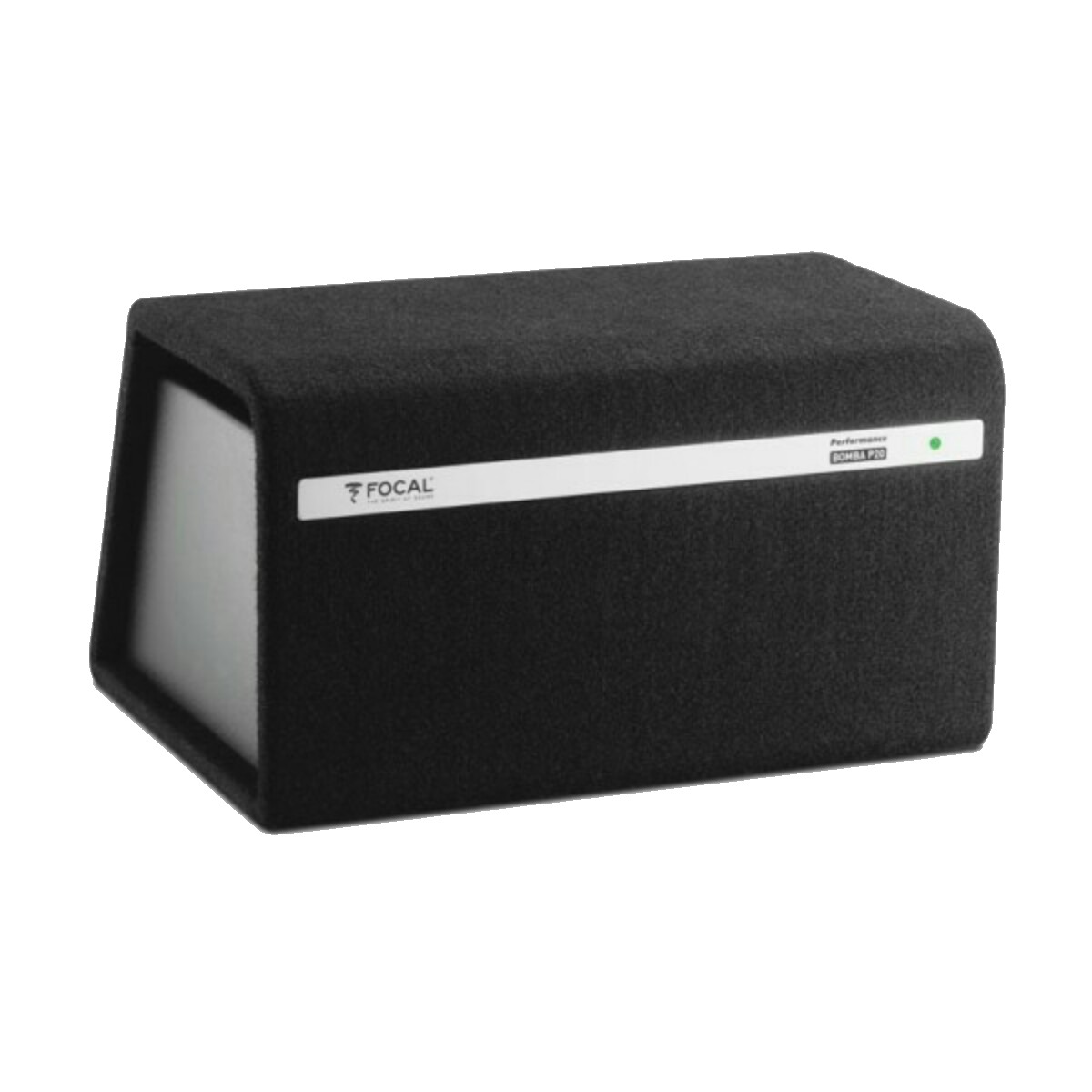 subwoofer amplificado focal 8 bomba bp20 300 watts rms 7 en mercado libre. Black Bedroom Furniture Sets. Home Design Ideas