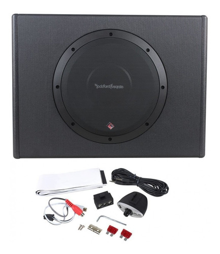 subwoofer amplificado rockford fosgate p300-10 punch