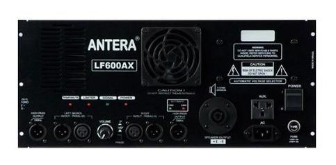 subwoofer ativo 300w preto - antera lf600ax