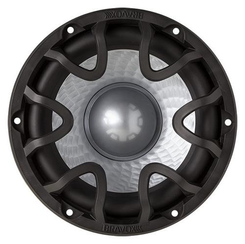 subwoofer bravox 10 polegadas uxp10 s4 bobina simples 4 ohms