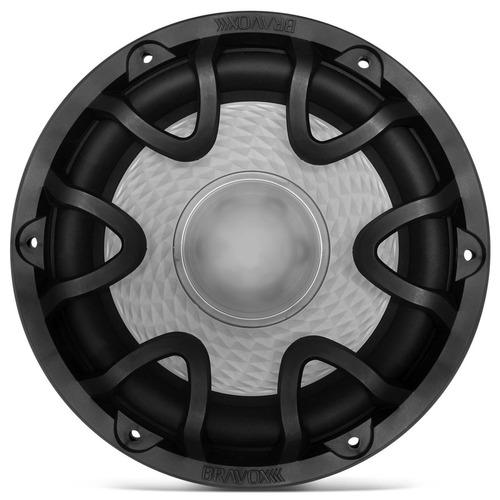 subwoofer bravox 12 500w rms uxp 12d bobina dupla 2 ohms 2x2