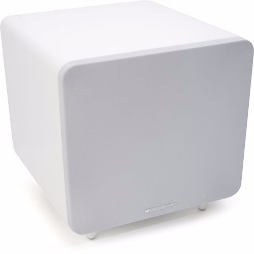 subwoofer cambridge audio minx x201 white gloss rev oficial
