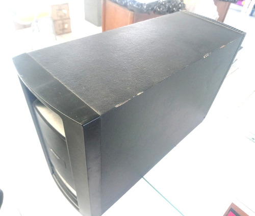 subwoofer cinemate 1 sr digital home theater speaker system