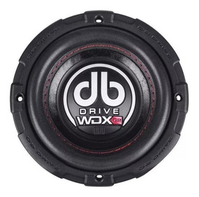 "NEW 8/"" Subwoofer Speaker.4 ohm.Home Audio Replacement.eight inch.bass.300w.8inch"