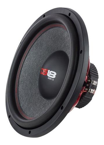 subwoofer ds18 15  gen-x154d audiocar woofer