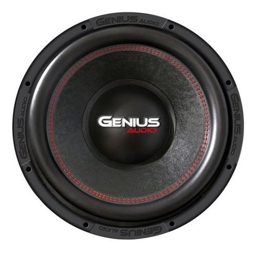 subwoofer genius audio n4-12s4