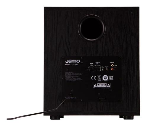 subwoofer jamo j12 sub - 12 - 400 w
