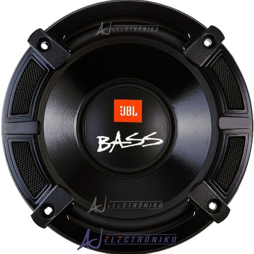 subwoofer jbl bass line 10sw17a 2+2ohms 700w 10pulg db