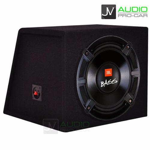 subwoofer jbl bassline 10 pulg 700w 350rms+ caja acustica 10