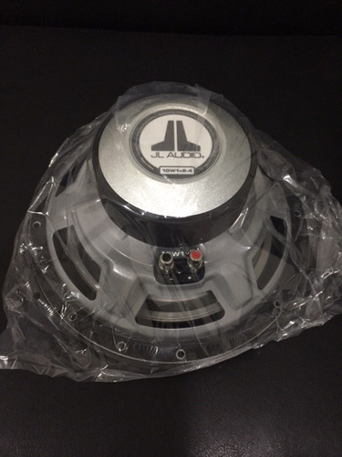 subwoofer jl audio 10w1v2-4 300w 10 polegadas