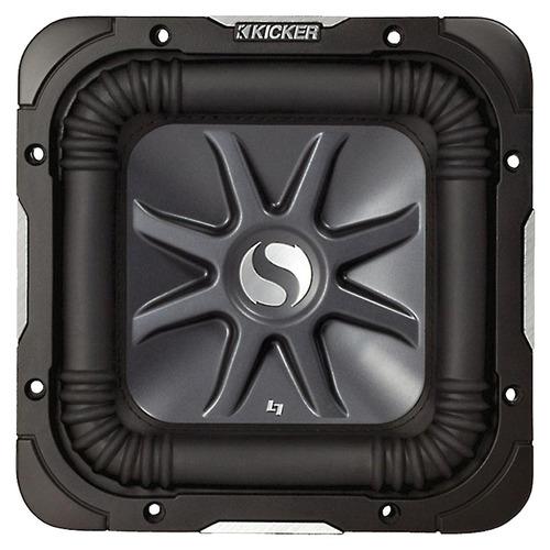 subwoofer kicker 11s8l74 8 pulgadas l7 solo baric 900 watts