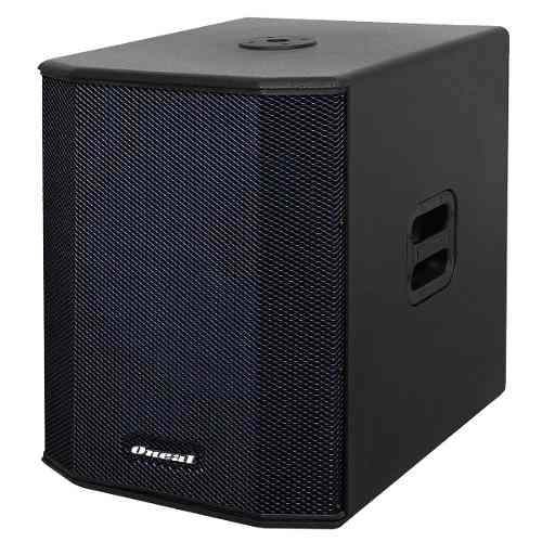 subwoofer passivo obsb 2500 450w - oneal