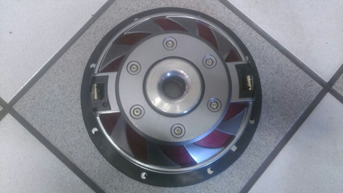 subwoofer pioneer ts-sw124 12´ 500 rms 4 ohm slim baixo