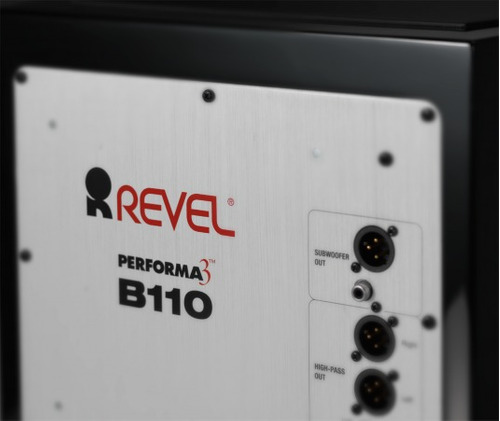 subwoofer revel b110 blanco