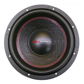 "Earthquake Sound SWS-6.5X 6.5/"" 200W Single 4 Ohm Car Audio Shallow Subwoofers"