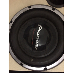 1000rms Subwoofer Pioneer Ts%c3%98w3001d4 3000 Watts