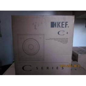 Kef Sub R400gb Subwoofer Black Reference - Home Theaters no