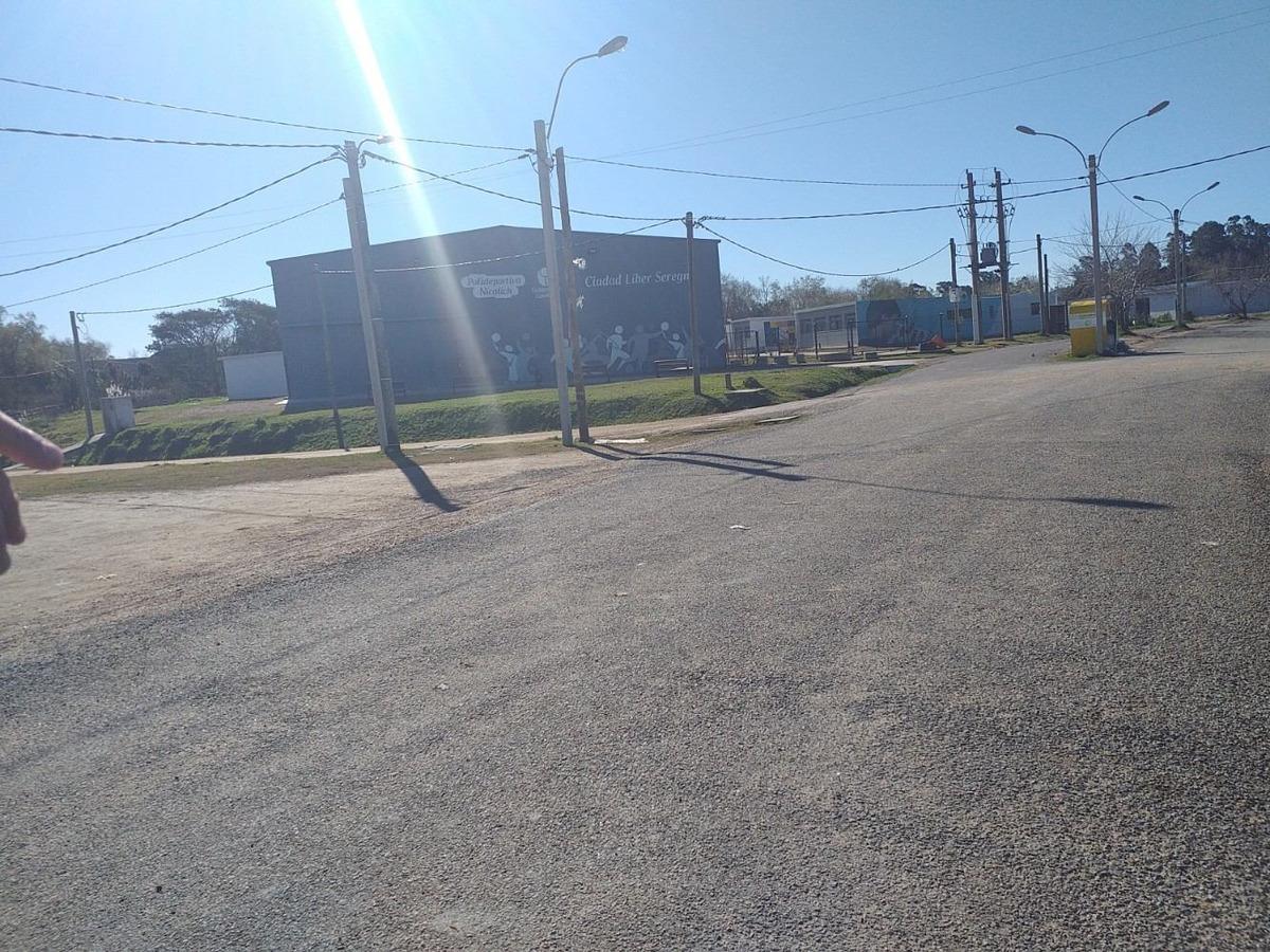 suc. lagomar - terreno financiado barrio lacrosse