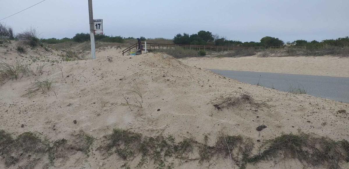 suc. parque del plata - venta terreno próx. playa