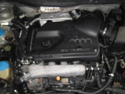 sucata a3 1.8 20v turbo 180 cv tiptronic 05 pra tirar peças
