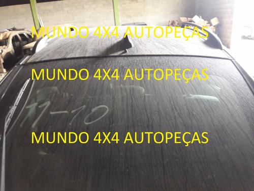 sucata actyon a230 2.3 g. 2011 com motor e cambio e peças