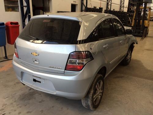sucata agile ltz 1.4 2012/2013 bassani auto peças