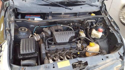 sucata ágile ltz 2011 1.4 completo - retirada de peças