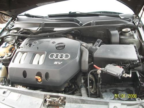 sucata audi a3 1.8 aspirado 2002 motor