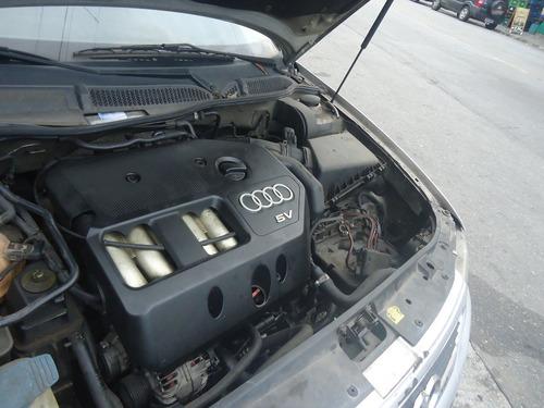sucata audi a3 motor 1.8 cambio carroceria painel porta tudo
