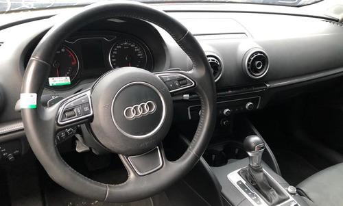 sucata audi a3 sedan 2.0 16v tsi 2016 motor cambio radiador