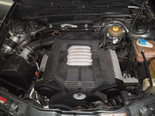 sucata audi a6 2.8 v6 12v 95 pra tirar peças motor cambio