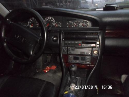 sucata audi a6 2.8 v6 1996  motor lataria cambio