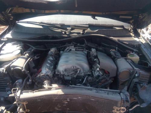sucata audi q7 4.2 fsi 2008/2008 gasolina retirada de peças