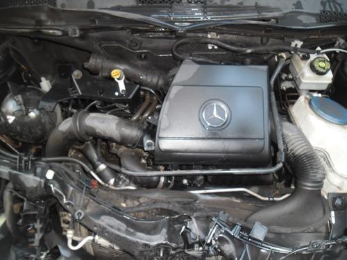 sucata b 200 turbo 2009 pra tirar peças motor cambio porta
