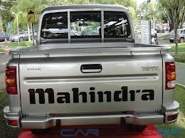 sucata batidos peças acessórios mahindra scorpion 2.6  2011