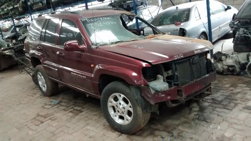 sucata batidos peças cherokee laredo diesel 2000