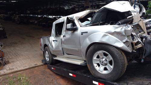 sucata batidos peças ford ranger 3.0 4x4 xlt / 2.3 2011