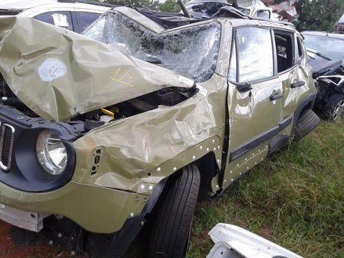 sucata batidos peças jeep renegade diesel 170cv 2016