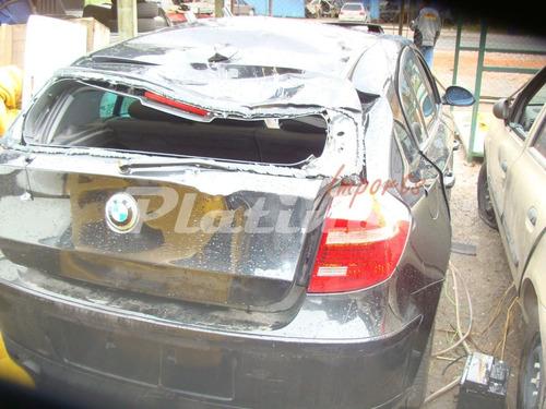 sucata bmw 120 2007 para retirada de peças