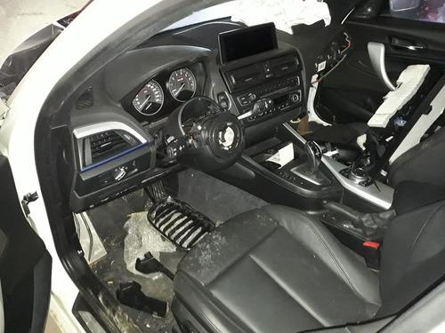 sucata bmw 135i 2016 turbo retirada de peças