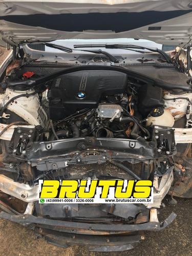 sucata bmw 320i  2014/2015   baixado sinistrado pecas