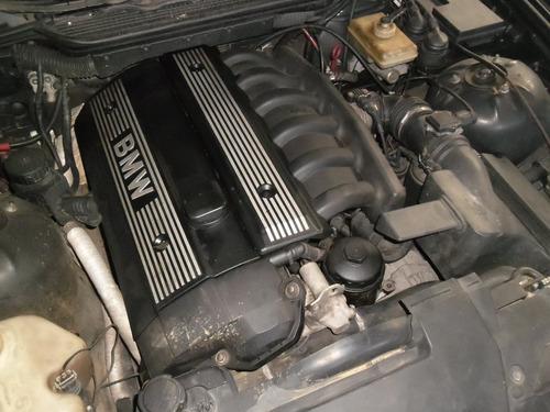 sucata bmw 328i 97 pra tirar peças motor cambio capo