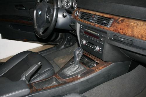 sucata bmw 328i preta 2008 retirada de peças