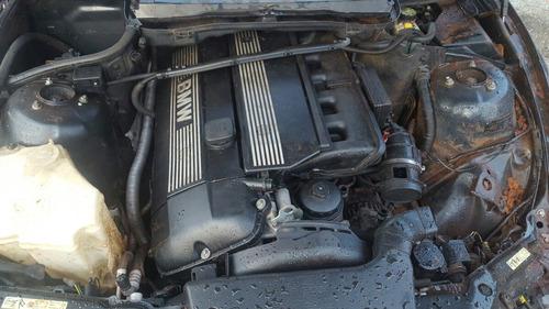 sucata bmw 330 desmanche motor câmbio peças lataria