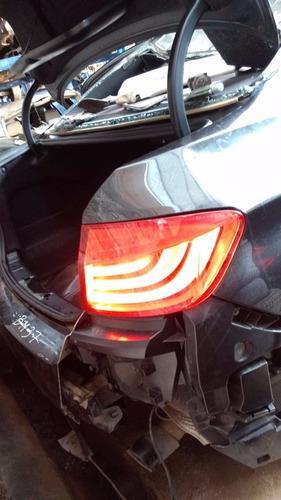 sucata bmw 535i 2014 sedan bartolomeu peças