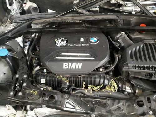 sucata bmw x1 2016 motor câmbio bancos portas rodas tampa